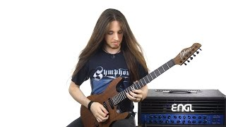 Children Of Bodom - Hatebreeder Cover Solo (Garrett Peters)