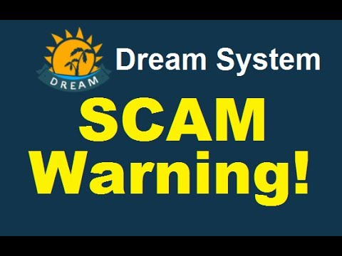 Dream System Review - DONT Join 'Dream Profits' SCAM! (New Update)