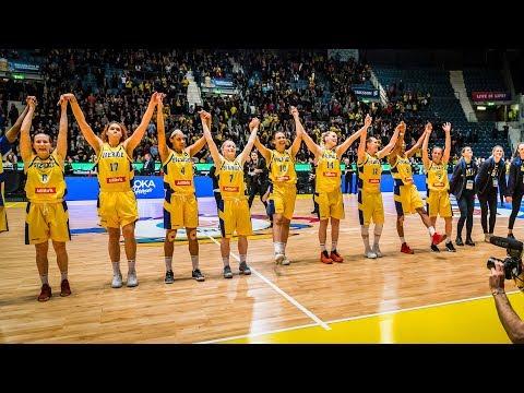 Vägen till EuroBasket 2019