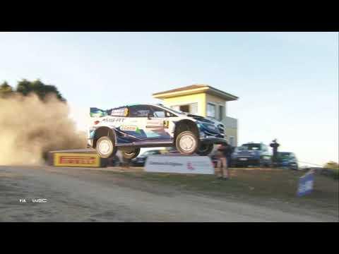 M-Sport Ford WRTの土曜日ダイジェスト動画 WRC ラリー・イタリア・サルディニア