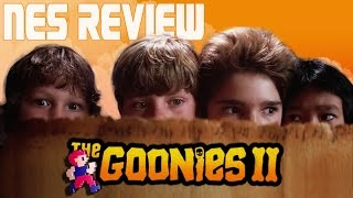 Daria Reviews The Goonies 2 [NES] - Goonies Never Say Die they PRESS START! | With movie footage!