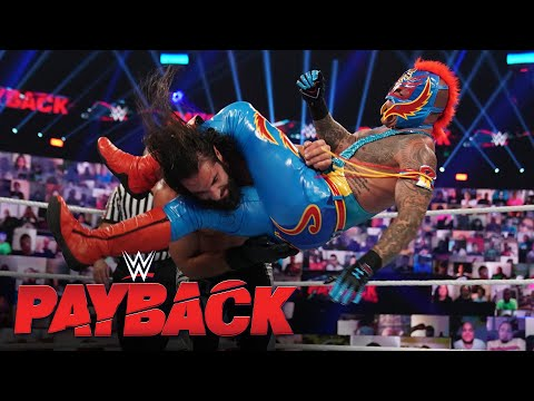 Mysterios defend family legacy against Rollins & Murphy: WWE Payback 2020 (WWE Network Exclusive)