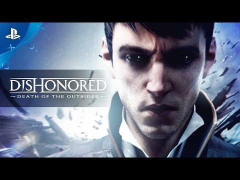 Dishonored: Death of the Outsider, (PS4) kaina ir informacija | Kompiuteriniai žaidimai | pigu.lt