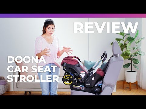 Doona Infant Car Seat/Stroller – What to Expect Review