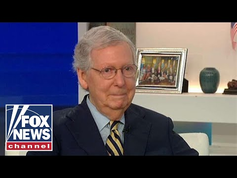 McConnell Reacts To Jon Stewart Blasting Him Over 9/11 Victims' Fund