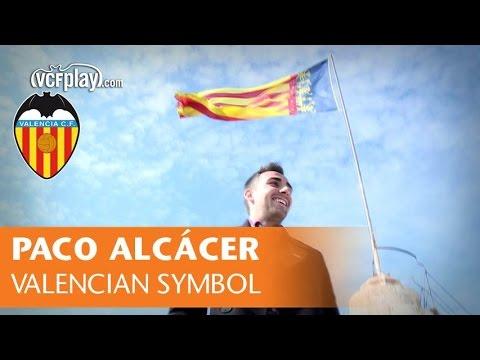 PACO ALCÁCER: A SYMBOL OF VALENCIA AT VALENCIA CF