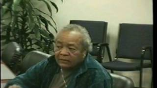 Dr. John Biggers, Dr. Samella Lewis- Art Expo 2000 Part Five- October Gallery