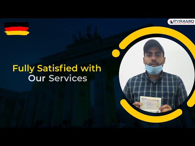 Germany Study Visa!