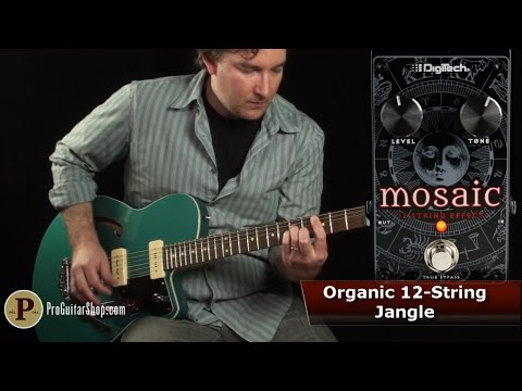 Digitech Mosaic 12 String Effect