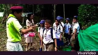 preview picture of video 'โรงเรียนวัดเขาขุนพนม ลูกเสือสำรองเดินทางไกล'