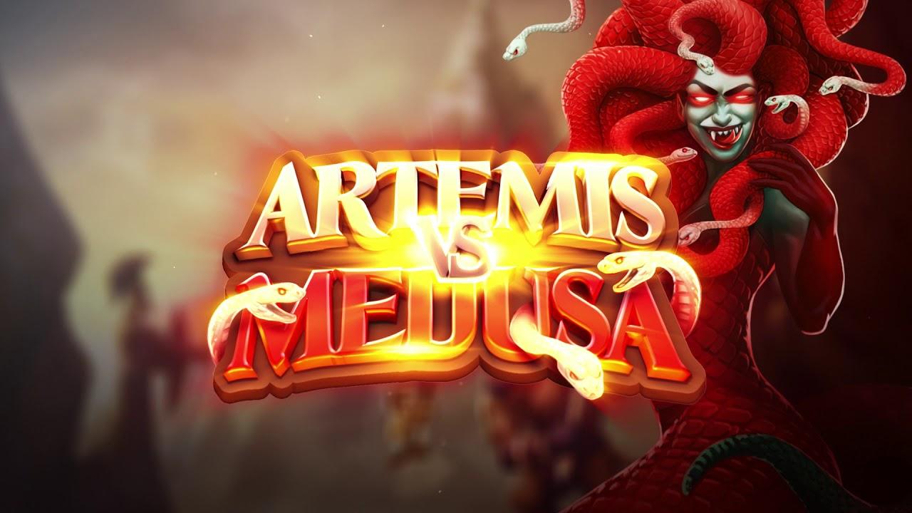 Artemis Vs Medusa från Quickspin