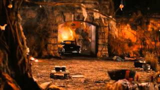 Drive Angry 'Alive' (Meat Loaf and Mark Campbell mashed)