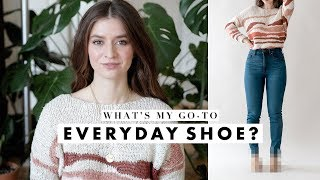 What's My Go-To Everyday Shoe + $30 Off Promo Code at Nisolo | AD