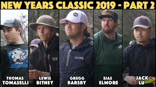 2019 New Years Classic - Part 2 - Barsby, Bitney, Lu, Tomaselli, Elmore