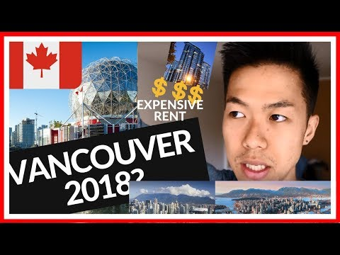 CURRENT STATE OF VANCOUVER: RICH CHINESE IMMIGRANTS, CAPITALISM, HARD TO MEET REAL PEOPLE? (видео)