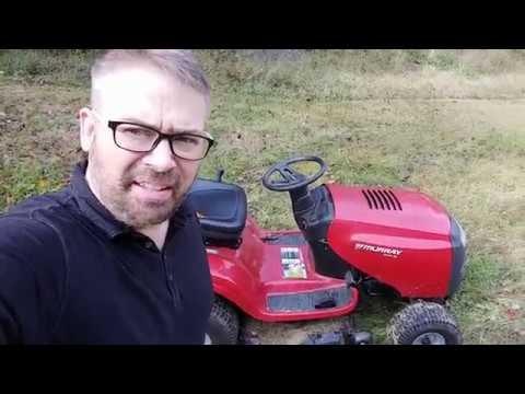 Murray Riding Mower Won't Start Fuel Solenoid Warranty Problem Briggs and Stratton Engine Failure