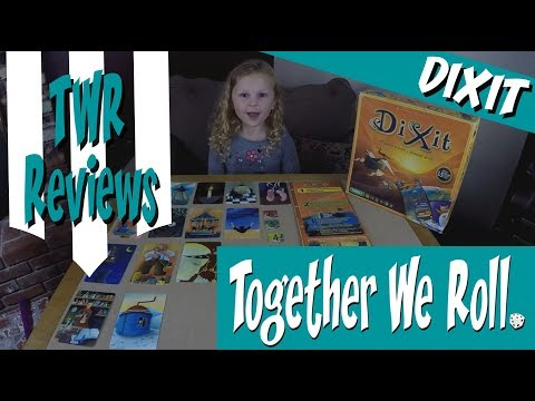 Together We Roll Reviews - Dixit