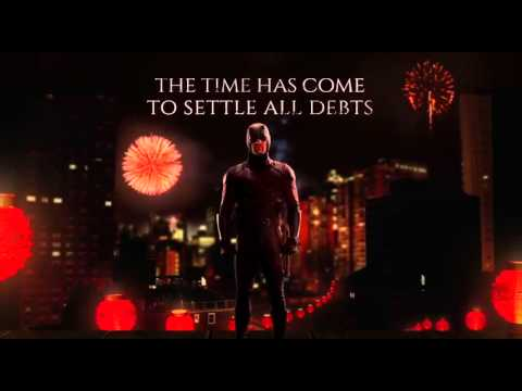 Daredevil Season 2 Viral Video 'Happy Chinese New Year'