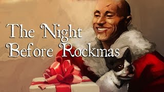 """Twas the Night Before Rockmas - Story Time with Dwayne """"The Rock"""" Johnson"""
