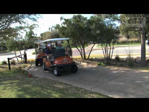 University of Texas Men's Golf Team