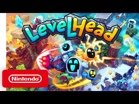 Levelhead - Launch Trailer - Nintendo Switch