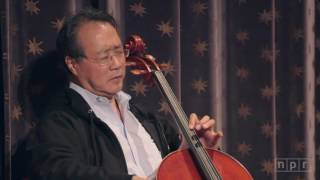 Yo Yo Ma - A Moving Tribute To Going Home  Deceptive Cadence