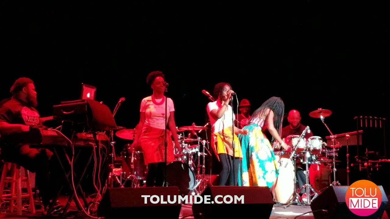 TolumiDE LIVE at Howard Theatre – Mama Sunshine – Full Song