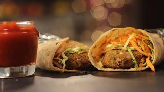 Veg Frankie   Not So Junky – by Chef Siddharth   Sanjeev Kapoor Khazana