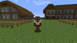 Tom and Jerry Online Games Skins For Minecraft - Jerry The Cowboy