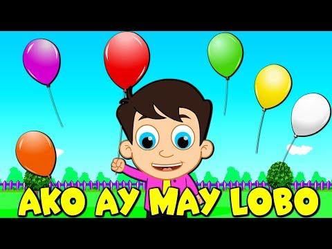 AKO AY MAY LOBO - Awiting Pambata | Nursery Rhymes Tagalog - 25 min COMPILATION
