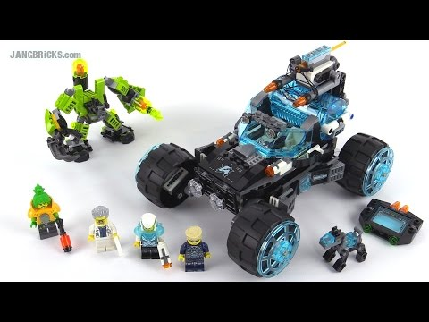 LEGO® Ultra Agents Агенты патруля-невидимки 70169