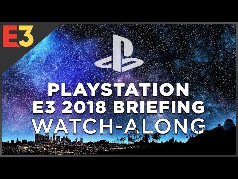 E3 2018 Sony Press Conference: LIVE with Commentary!   Polygon @ E3 2018