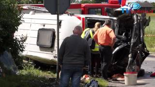 Śmierć Ratowników W Wypadku Karetki. (Bobrowo Pod Brodnicą)