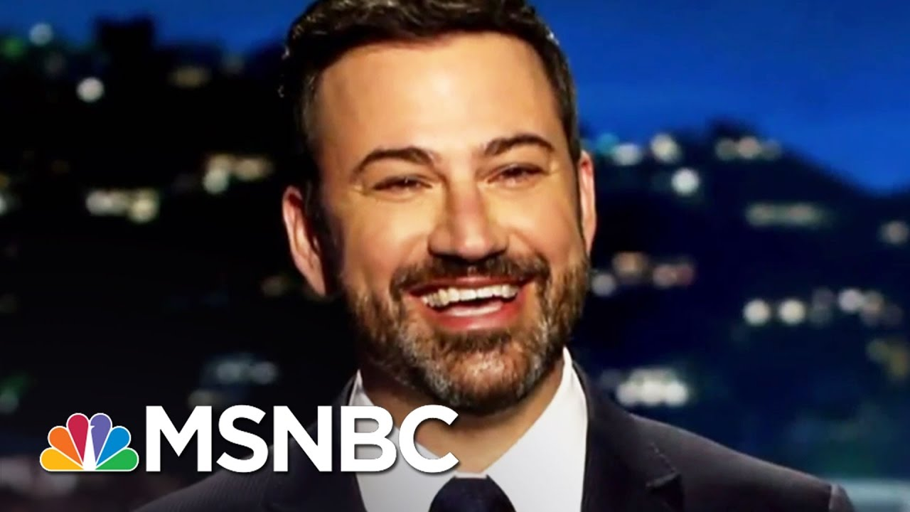Matthews: Jimmy Kimmel Deserves The Chance To Speak   Hardball   MSNBC thumbnail