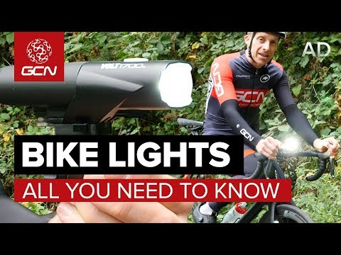 All You Need To Know About Bike Lights