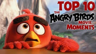Angry Birds   Top 10 Angry Birds Movie Moments