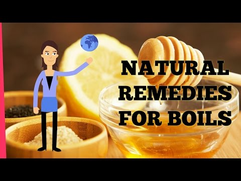 Video Natural Remedies for Boils that Really Work