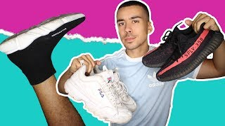 ALL MY SNEAKERS (YEEZY, BALENCIAGA, FILA...)