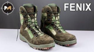 Немного о моей обуви и обзор ботинок FENIX
