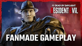 Dead By Daylight   RESIDENT EVIL   Gameplay Concept