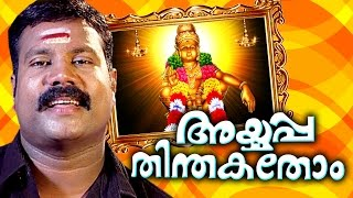 Ayyappa Thinthakathom | Kalabhavan Mani Songs | Devotional Ayyappa Songs | Hindu Devotional Songs
