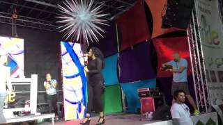 Jordin Sparks - Beauty and the Beast (Miami Gay Pride 2016)