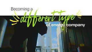 BP Reimagining energy: our transformation strategy Advert