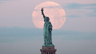 The Year's Final Supermoon Rises Tonight. Here's Exactly When To See It