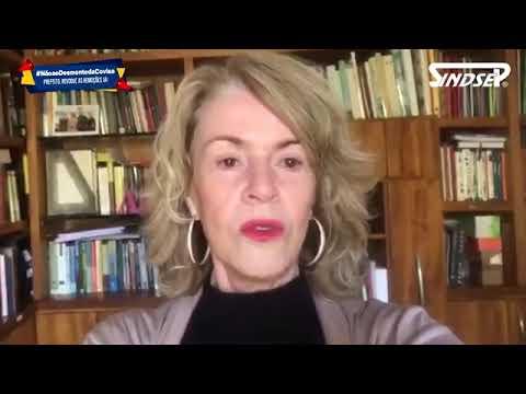 Lenir Santos, presidenta do Idisa, fala sobre o desmonte da Covisa