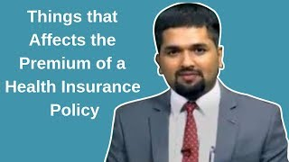 Heath Insurance Policy Premium | Money Doctor Show English | EP 138