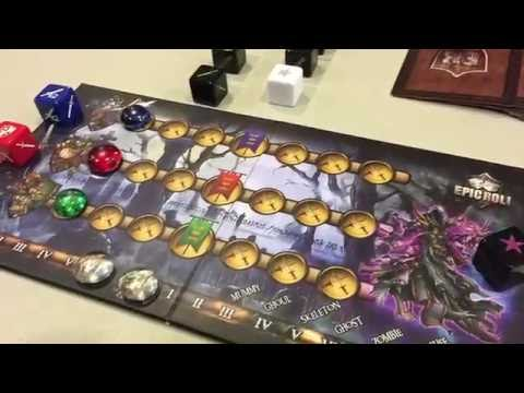 theMCGuiRE review looks at EPIC ROLL Seize The Dice