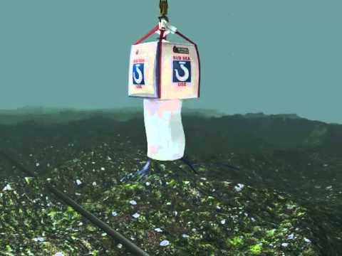 SUBSEA USE Drop Bag>