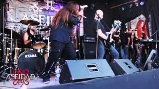 ASEIDAD Voice of Snake / Serpent eyes (en vivo Arena Recoleta)