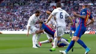 مباراة برشلونة وريال مدريد 3-2 كاملة [ 23-4-2017 ] ◄ الدوري الاسباني HD ◄ تعليق فهد العتيبي